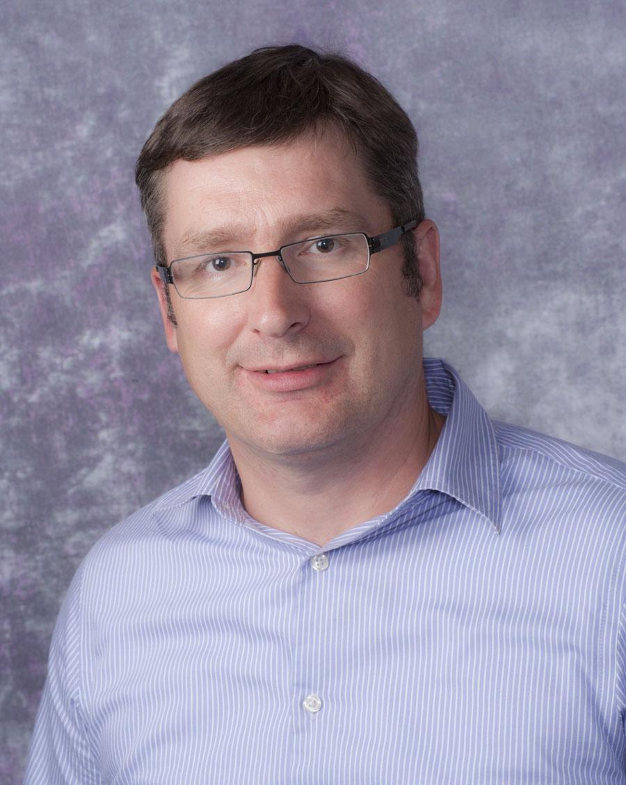 Photo of Chris Bakkenist, PhD