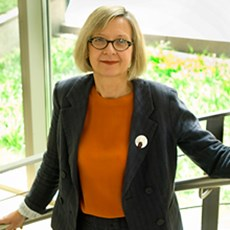 Photo of Angela M. Gronenborn, PhD