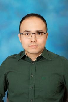 Photo of Cheng Zhang, PhD