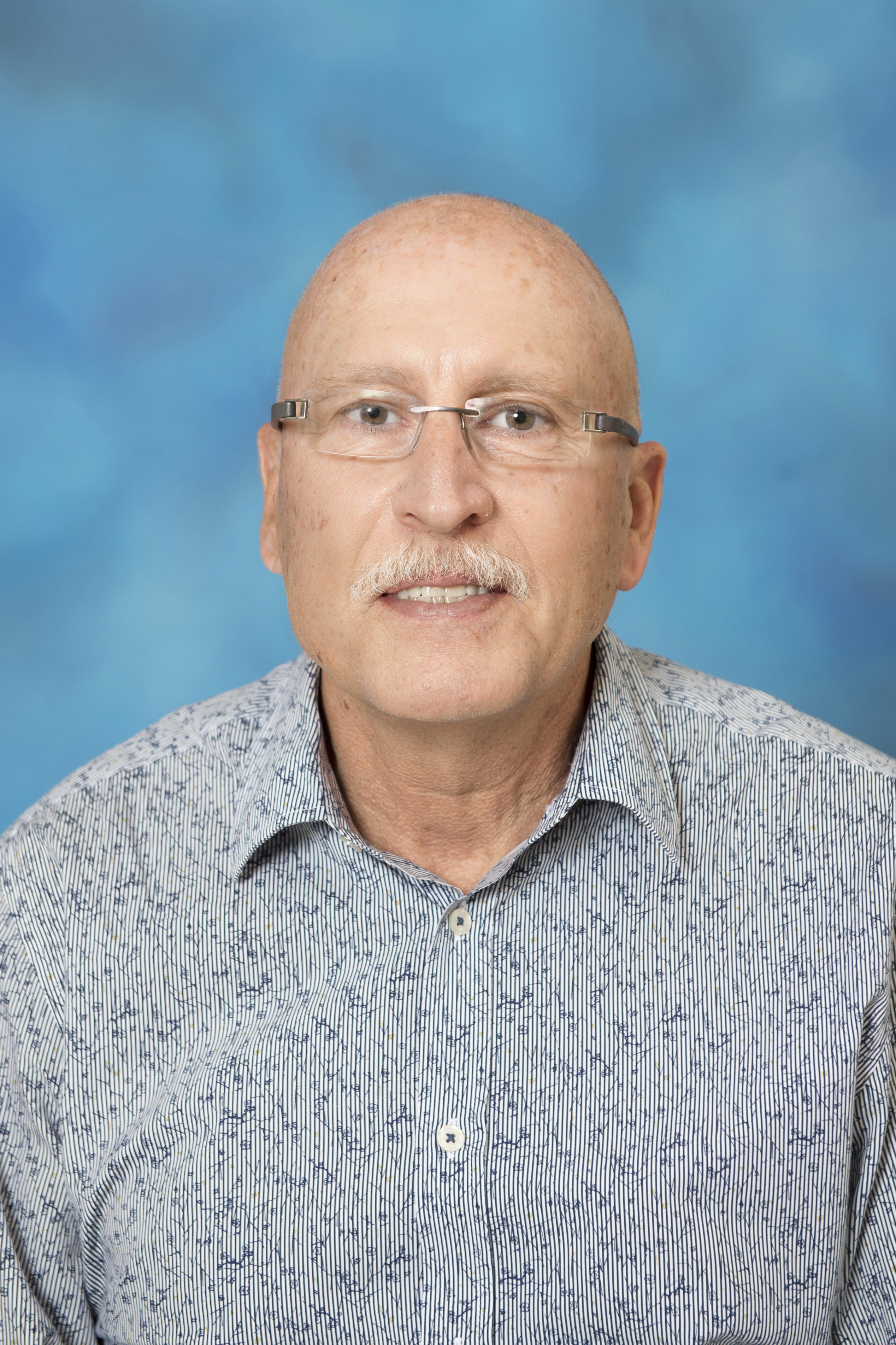 Photo of Bruce A. Freeman, PhD