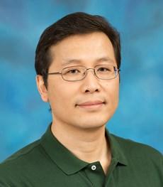 Photo of Lin Zhang, PhD